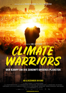 "Filmvorstellung ""Climate Warriors"" am 20. Februar im Kamino Reutlingen"