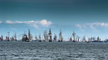 Tall Ships Race in Blyth | 26-29 August