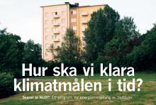 KLOT - ett program för energiomställning av bostäder
