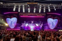 P!NK påbegyndte sin Europa-tour i aftes foran 50.000 fans i Amsterdam!