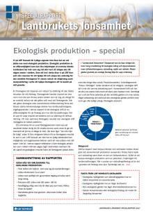 Lantbrukets Lönsamhet Ekospecial juni 2017