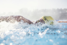 Want to be an Olympic swimmer? Having a superhuman mindset helps!