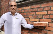 Nu lanserar Beijer Byggmaterial återvunnet tegel i de klassiskt svenska formaten