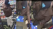 CCTV images released in robbery investigation – Banbury