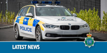 Two arrested following suspected theft - Surrey Street, Wallasey