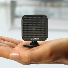 New BRAVIA™ Theatre systems offer tiny speakers, new features and a room-filling sound: DAV-IS50, HTD-890IS and HT-IS100