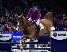Flygande start för Luciana Diniz