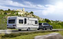 Fendt-Caravan präsentiert den Opal der Saison 2021