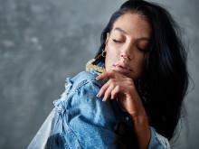 Maxida Märak ger exklusiv spelning på Världskulturmuseet