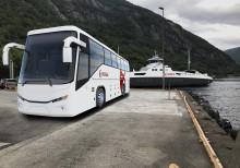 Boreal satser på elektriske turbusser og utslippsfri ferge