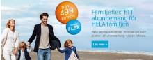 Telenor: ETT abonnemang för hela familjen