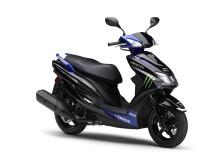 「CYGNUS-X」台数限定モデルを発売 〜MotoGPマシン「YZR-M1」のカラーリングを再現した原付二種スクーター〜
