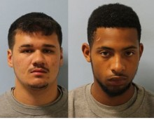 Two men jailed for violent street robbery in Brixton