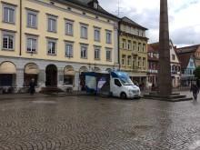 Beratungsmobil der Unabhängigen Patientenberatung kommt am 27. Juli nach Offenburg.