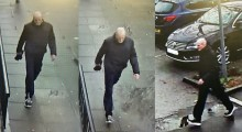 Do you know this man? We'd like to speak to him following an attempted robbery at HSBC