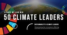 Nemetschek Group Announced as One of The 50 Sustainability & Climate Leaders