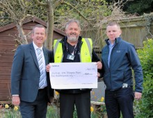 Donation to the Hastings Integrated Offender Management allotment project