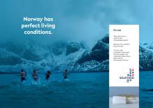 Sjømatnasjonen Norge settes på kartet i nytt globalt konsept