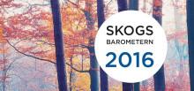 Stor investeringsvilja hos både skogsägare och skogsindustri