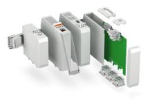 Modulære elektronikkhus i serien ICS