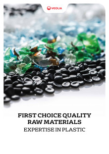 First Choice Quality Raw Materials: Expertise in Plastics