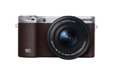 Ta høyoppløste bilder og video i 4K med Samsung NX500