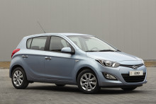 Hyundai lanserer ny i20 i Norge