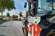 ClAir® Asphalt der STRABAG AG soll für sauberere Luft in Aachen sorgen