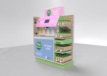 Nachhaltiges Sortiment: dm testet weitere Nachfüllstationen mit Henkel