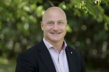 Mats Jägstam blir ny vicerektor för samverkan på Högskolan i Skövde