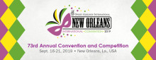 Barbershop VM 2019 - Sweet Adelines International73rd Annual Convention and Competition