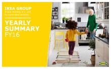 IKEA koncernens Årssammanfattning 2016