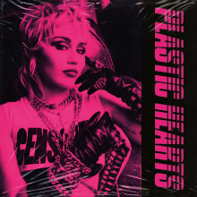 """Miley Cyrus presenterar sitt nya album """"Plastic Hearts"""" som släpps 27 november"""