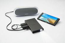Sony lanceert een compacte en zeer krachtige mobiele projector
