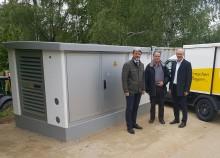 Perfekte Spannung - intelligente Ortsnetzstation in Lixenried (Furth im Wald) eingeweiht
