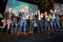 Östra Länken i Luleå vann Årets Bygge 2018