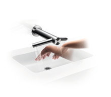 Dyson lanciert den Airblade Wash+Dry Händetrockner
