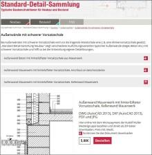 Standard-Detail-Sammlung online