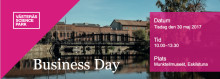 Business Day i Eskilstuna 30 maj