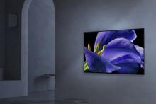Sonys flaggskepp AG9-serien BRAVIA OLED 4K HDR TV snart i butik