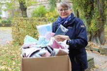 Zonta-Club Hanau spendet 700 genähte Alltagsmasken an Hephata-Behindertenhilfe