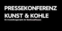 Pressekonferenz des Ausstellungsprojekts Kunst & Kohle der RuhrKunstMuseen