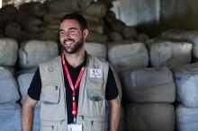 Årets alumn organiserar hjälpen vid världens värsta katastrofer