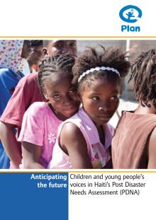 Barn och ungas röster om Haitis framtid