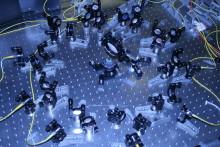 Kvantfysik ska ge säker kommunikation