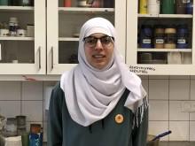 Nour Alhuda Almajni om resan till drömutbildningen på KTH från Syrien via Turkiet och Egypten