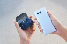 Η Sony με τα νέα της σπορ ακουστικά, συνδυάζει το αδιάβροχο και το πραγματικά ασύρματο