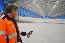 CMP Copenhagen Malmö Port miljösatsar med Intenz och LED mastbelysning