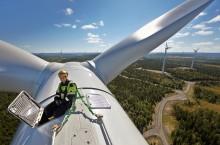 Fagarbeidere søkes til vindmølledrift