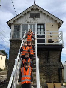 ​Safety at Foxton is fun for young travel ambassadors